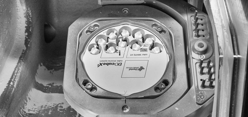 Frezarka CNC VHF S1 CAD/CAM