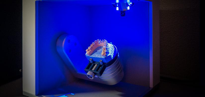 Skaner dental cad/cam